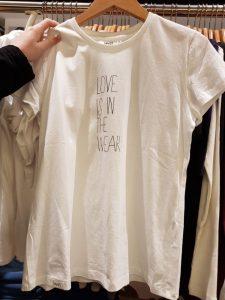 Faires T-Shirt für 25€