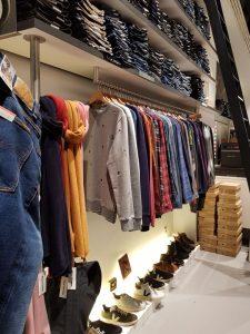 Moderne, nachhaltige Mode im Glore