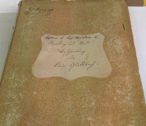 Im Vaihinger Archiv lagern Dokumente aus mehreren Jahrhunderten